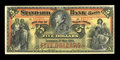 World Paper Money: , Toronto, ON- The Standard Bank of Canada $5 May 1, 1891 Ch. # 695-14-08. ...