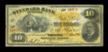 Canadian Currency: , Toronto, ON- The Standard Bank of Canada $10 May 1, 1900 Ch. #695-16-02. ...