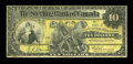 Canadian Currency: , Toronto, ON- The Sterling Bank of Canada $10 April 25, 1906 Ch. #700-10-04. ...