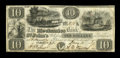 Canadian Currency: , St. John's, LC- The Mechanics Bank of St. John's $10 May 20, 1837Ch. # 440-10-04. ...
