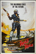 "Movie Posters:Science Fiction, Mad Max (American International, 1980). Poster (40"" X 60""). ScienceFiction...."