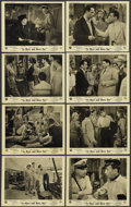 """Movie Posters:Romance, To Have and Have Not (Warner Brothers, 1944). British Front of House Still Set of 8 (8"""" X 10""""). Romance.... (Total: 8 Items)"""