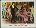 "Movie Posters:Elvis Presley, Harum Scarum (MGM, 1965). Lobby Card (11"" X 14""). Also known asHarem Holiday. Elvis Presley...."