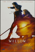 "Movie Posters:Fantasy, Willow (MGM, 1988). One Sheets (2) (27"" X 40"") Advance and Style A. Fantasy.... (Total: 2 Items)"