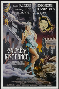 "Salome's Last Dance (Vestron, 1988). One Sheet (27"" X 41""). Comedy"