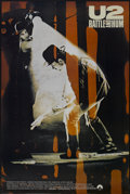 "Movie Posters:Rock and Roll, U2: Rattle and Hum (Paramount, 1988). One Sheet (27"" X 40""). Rockand Roll...."