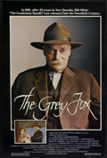 "Movie Posters:Western, The Grey Fox (United Artists Classics, 1983). One Sheet (27"" X 41""). Western...."