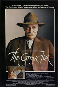 "The Grey Fox (United Artists Classics, 1983). One Sheet (27"" X 41""). Western"