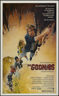 "Movie Posters:Adventure, The Goonies (Warner Brothers, 1985). One Sheet (27"" X 41"").Adventure...."