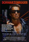 """Movie Posters:Science Fiction, The Terminator (Orion, 1984). One Sheet (27"""" X 40""""). ScienceFiction...."""