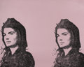 Prints:American, ANDY WARHOL (American, 1928-1987). Jacqueline Kennedy II (JackieII), 1966. Screenprint in colors on wove paper. Publish...