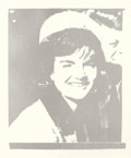 Prints:American, ANDY WARHOL (American, 1928-1987). Jacqueline Kennedy I (JackieI), 1966. Published in the portfolio 11 Pop Artists I...
