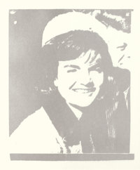 ANDY WARHOL (American, 1928-1987) Jacqueline Kennedy I (Jackie I), 1966 Published in the portfolio <