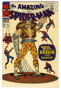 The Amazing Spider-Man #47 (Marvel, 1967) Condition: NM-