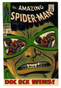 The Amazing Spider-Man #55 (Marvel, 1967) Condition: VF/NM