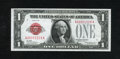 Small Size:Legal Tender Notes, Fr. 1500 $1 1928 Legal Tender Note with low #1529. Very Choice Crisp Uncirculated.. Wonderful originality and superb punch t...