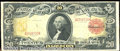 Large Size Gold Certificates:Large Size, 1905 $20 Gold Certificate, Fr-1180, Technicolor Note, Fine-VF. ...