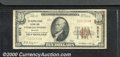 National Bank Notes:Colorado, Colorado Springs National Bank, CO, Charter #8572. 1929 $10 Typ...