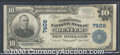 National Bank Notes:Colorado, United States National Bank of Denver, CO, Charter #7408. 1902 ...