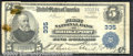 National Bank Notes:Connecticut, First National Bank of Bridgeport, CT, Charter #335. 1902 $5 Th...