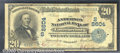National Bank Notes:Kentucky, Anderson National Bank of Lawrenceburg, KY, Charter #8604. 1902...