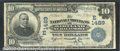 National Bank Notes:Maryland, National Union Bank of Maryland at Baltimore, MD, Charter #1489...