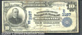 National Bank Notes:Maryland, Montgomery County National Bank of Rockville, MD, Charter #3187...