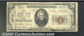National Bank Notes:Maine, First National Bank at Portland, ME, Charter #13716. 1929 $20 T...