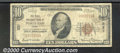 National Bank Notes:Maine, First National Bank of Portland, ME, Charter #221. 1929 $10 Typ...