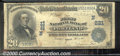 National Bank Notes:Maine, First National Bank of Portland, ME, Charter #221. 1902 $20 Thi...