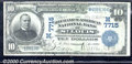 National Bank Notes:Missouri, Mechanics-American National Bank of St. Louis, MO, Charter #771...