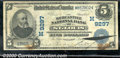 National Bank Notes:Missouri, Mercantile National Bank of St. Louis, MO, Charter #9297. 1902 ...