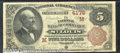 National Bank Notes:Missouri, National Bank of Commerce in St. Louis, MO, Charter #4178. 1882...
