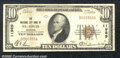 National Bank Notes:Missouri, National City Bank of St. Louis, MO, Charter #11989. 1929 $10 T...