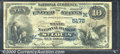 National Bank Notes:Missouri, State National Bank of St. Louis, MO, Charter #5172. 1882 $10 S...