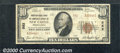 National Bank Notes:Pennsylvania, First National Bank of Lawrence County at New Castle, PA, Chart...