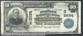 National Bank Notes:Virginia, Peoples National Bank of Charlottesville, VA, Charter #2594. 19...