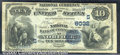 National Bank Notes:Virginia, National Bank of Commerce of Norfolk, VA, Charter #6032. 1882 $...