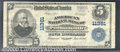 National Bank Notes:Virginia, American National Bank of Portsmouth, VA, Charter #11381. 1902 ...