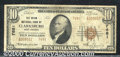 National Bank Notes:West Virginia, Union National Bank of Clarksburg, WV, Charter #7681. 1929 $10 ...