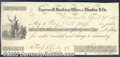 Miscellaneous:Checks, $841.12 Check, Express & Banking Office of Rhodes & Co,Weaver...