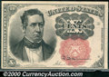 "Fractional Currency: , 1874-1876, 10c Fifth Issue, Meredith, Fr-1266, AU. This ""short..."
