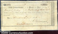 Miscellaneous:Republic of Texas Notes, Republic of Texas, Columbia, TX, 11/24/1836, C-2, VG-Fine. A ni...