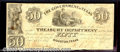Miscellaneous:Republic of Texas Notes, $50, The Government of Texas, Houston, TX, 1/4/1839, H-21, Fine...