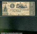 Miscellaneous:Republic of Texas Notes, $1, The Republic of Texas, Austin, TX, 9/10/1840, A-1, VG. Rich...