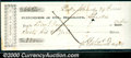 Miscellaneous:Checks, Check, Rhodes & Co, Bankers, Shasta, CA, 3/29/1854, XF-AU. Ana...