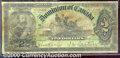 Miscellaneous:Other, Canada 1897 2 Dollars, VG. Pick-23Aa. Signature of Courtney. A ...