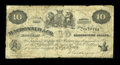 Canadian Currency: , Victoria, VI- Macdonald & Co. $10 Sept. 6, 1863 Ch. #420-10-06. ...