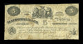 Canadian Currency: , Victoria, VI- Macdonald & Co. $5 Sept. 6, 1863 Ch. # 420-10-04....