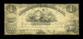Canadian Currency: , Goderich, CW- Merchants' Exchange Bank $1 Jan. 1, 1853 Ch. #475-10-02. ...